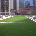 Picture of Calgary Courts Centre Courtyard
